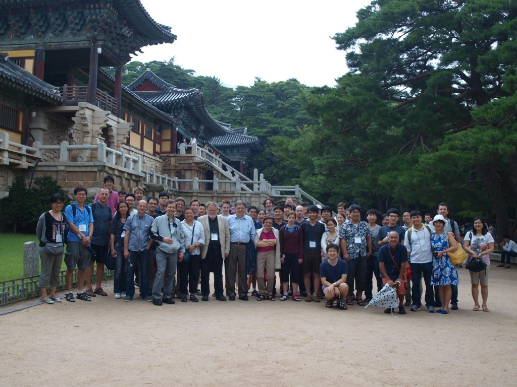 Group photo taken during the excursion